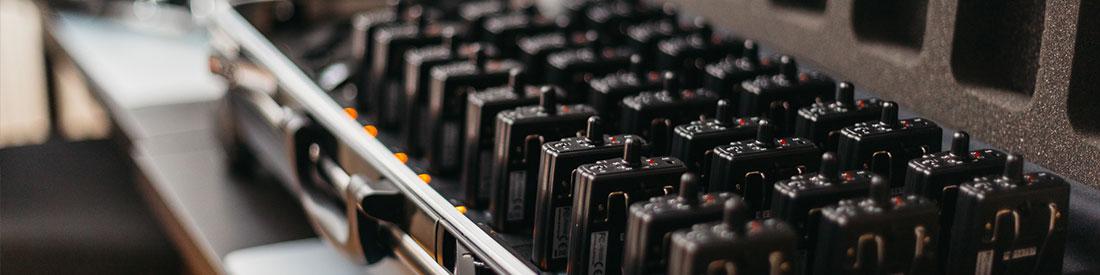 Flüsterkoffer mieten – mobile Dolmetschanlage