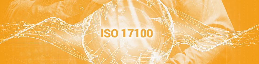 Zertifizierung nach ISO 17100