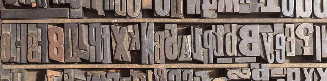 Fremdsprachensatz – Desktop Publishing (DTP)